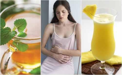 Rimedi naturali per il mal di stomaco