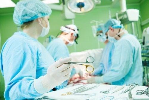 Sternotomia: complicazioni e guarigione