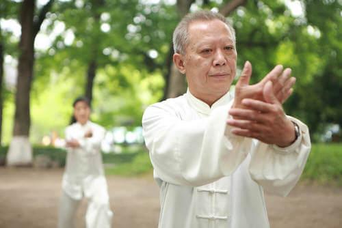 I benefici del Tai Chi sulla salute generale