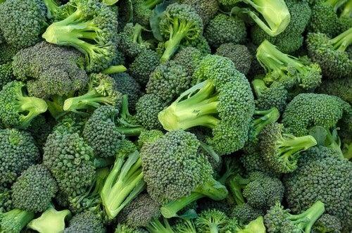 Tanti broccoli.
