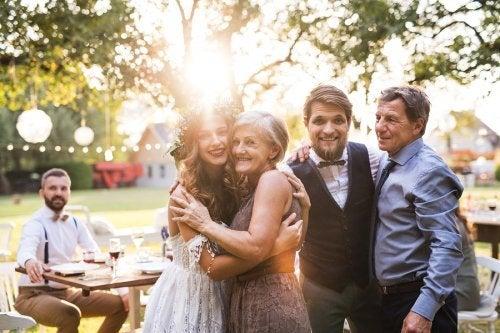 Testimone alle nozze