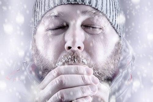 temperature estreme freddo.