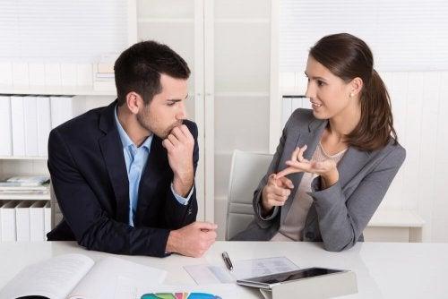 Vincere discutendo apertamente