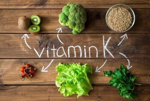 La vitamina K: in quali casi è adatta e perché