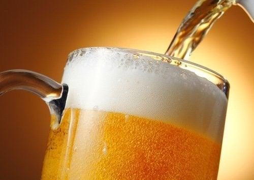 Incredibili benefici della birra
