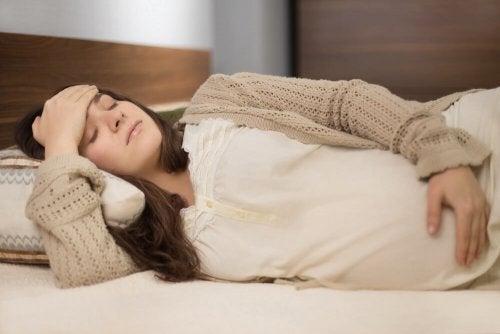 Cosa indicano le coliche in gravidanza?