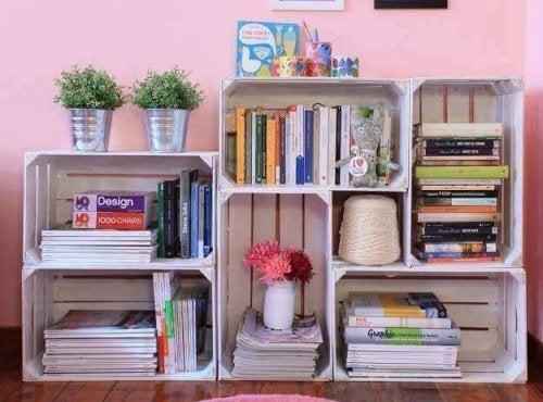 Costruire una libreria per la casa in pochi passaggi