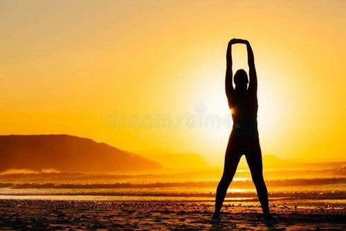 Esercizi per allungare i muscoli nel modo corretto