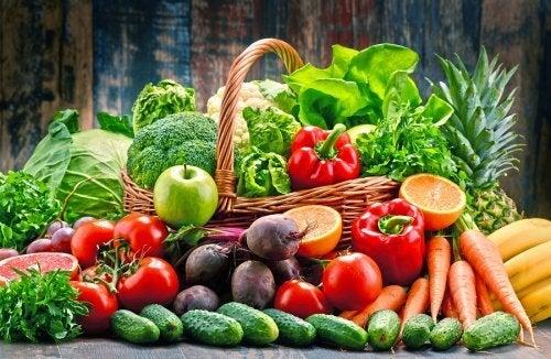 Frutta e verdura alimenti per calmare la psoriasi