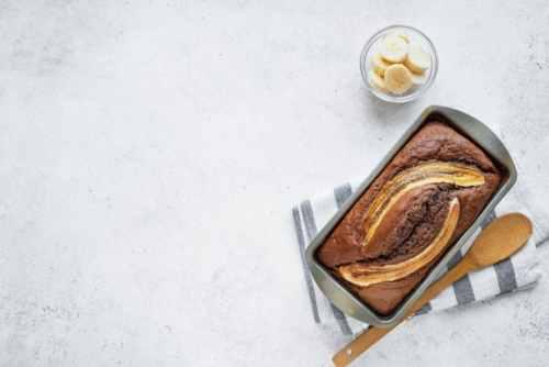 3 gustose ricette per preparare il pane alla banana