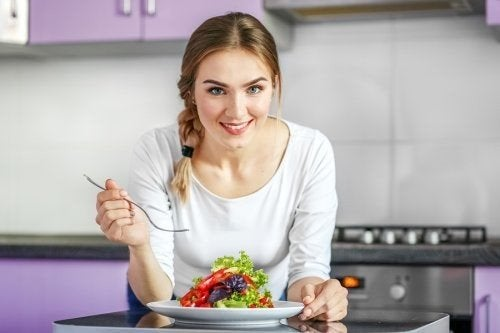 Adottare una dieta vegetariana senza carenze nutritive