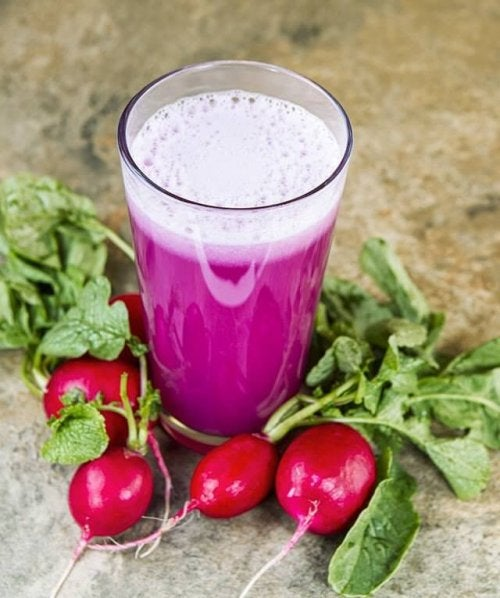 Succo di ravanelli