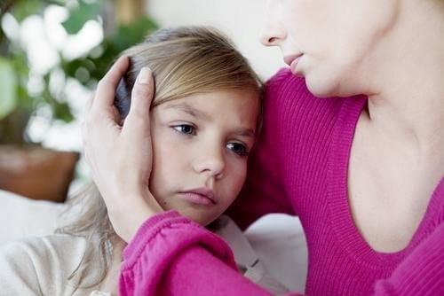 Bambina con apnea ostruttiva del sonno