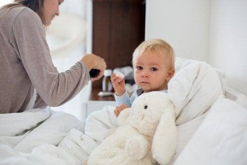 Ipotermia nei bambini e nei neonati