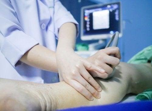 Trombosi venosa profonda: diagnosi e prevenzione
