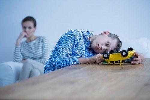 Disturbo mentale nei bambini: come riconoscerlo