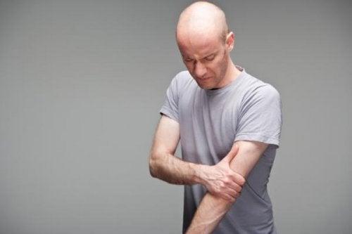 Dolore al braccio