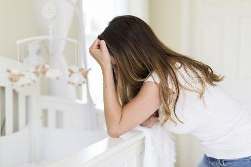 Depressione post parto e stress: prevenirli e gestirli