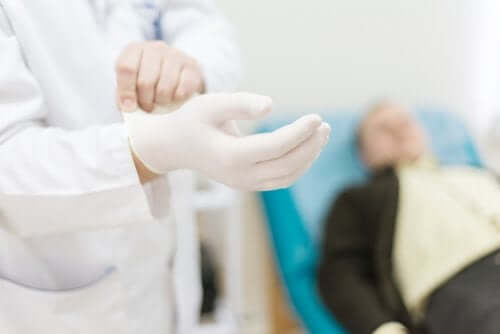 Esame diagnostico per le malattie sessualmente trasmissibili