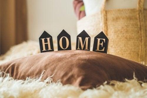 Rendere la casa più accogliente con alcune idee