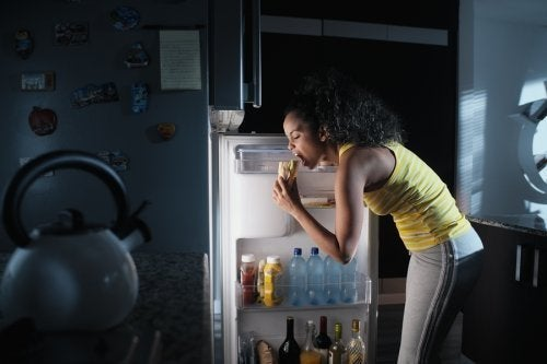 Night Eating Syndrome: le abbuffate notturne