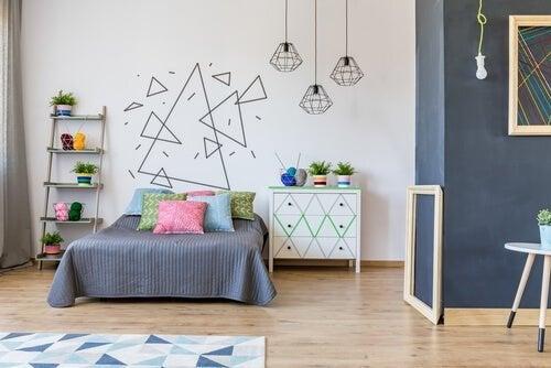 Personalizzare le pareti arredare la cameretta dei bambini