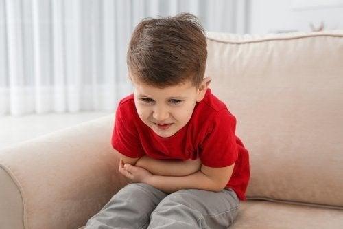 Frequenti episodi di vomito nei bambini