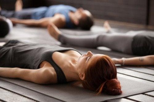 Yoga e rilassamento