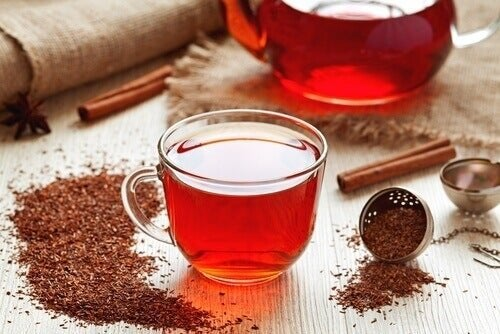 Tè Rooibos nell'anemia sideropenica
