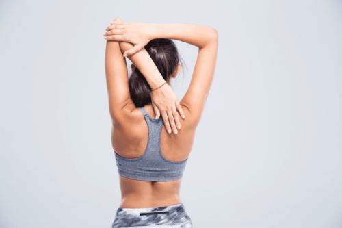 Allungamento delle spalle