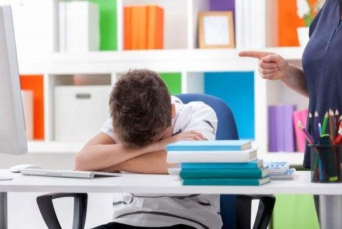 Disturbo del sonno nei bambini