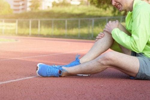 Cause della lussazione del ginocchio