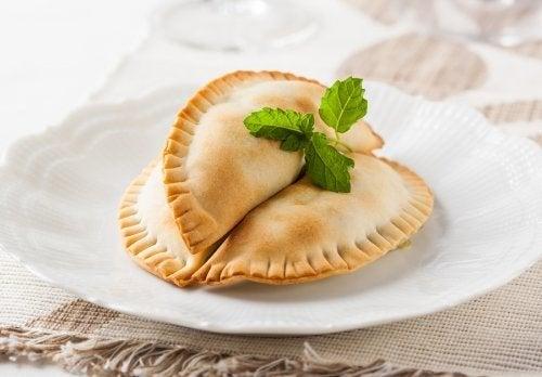 Empanadas vegane: 2 semplici ricette