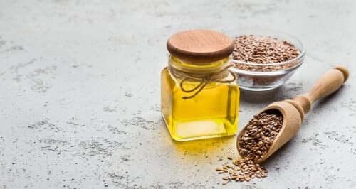 Fonti vegetali di acidi grassi omega 3