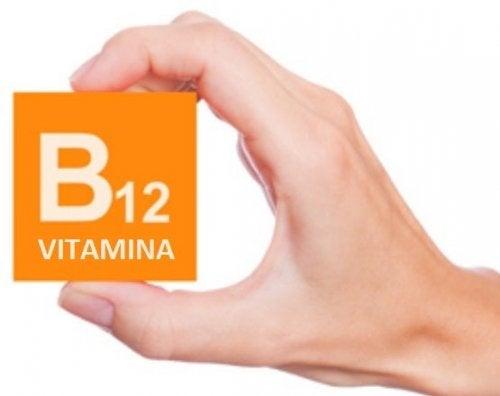 La vitamina B 12