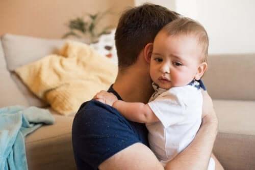 Gastroenterite nei neonati: cosa fare