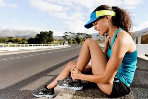Stiramento muscolare: sintomi e trattamento