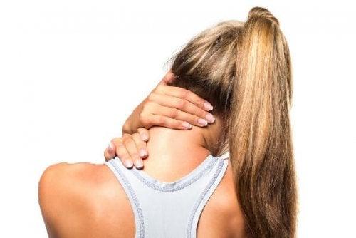 Stretching per i sintomi del torcicollo