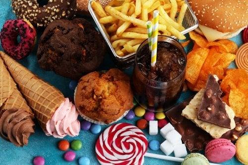 Alimenti ricchi di zucchero