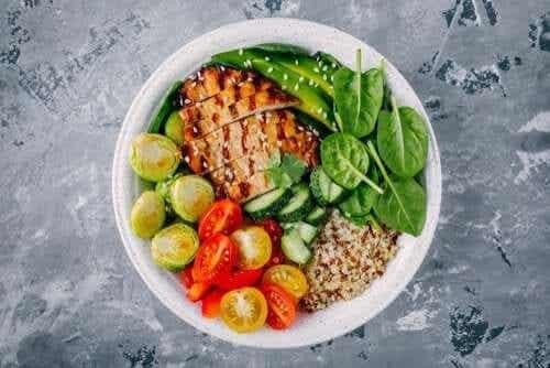 Ricette per la cena con meno di 300 calorie