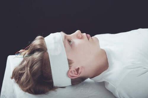 Commozione cerebrale nei bambini