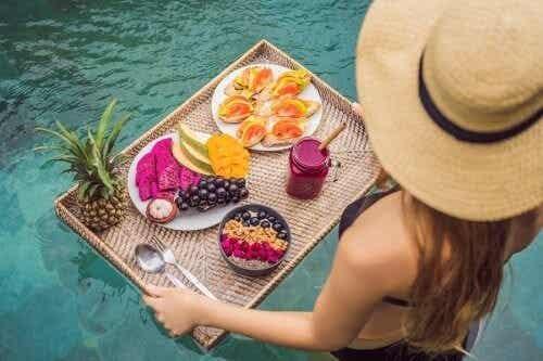 Dieta estiva: cosa mangio per non ingrassare?