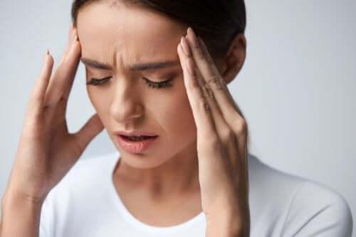 Cefalea oftalmica