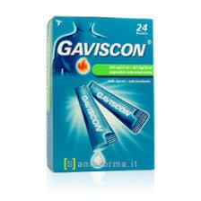 Gaviscon per calmare il reflusso gastroesofageo