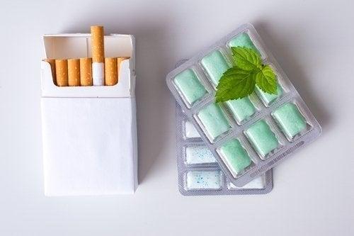 Gomme alla nicotina: tipi e istruzioni per l'uso