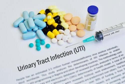 Antibiotici per le infezioni delle vie urinarie