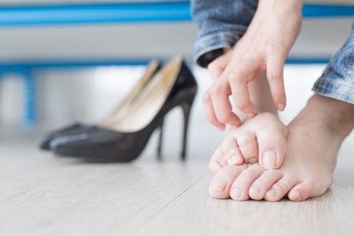 Micosi ai piedi