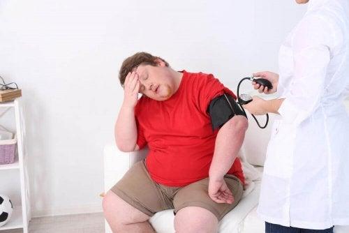 Obesità di tipo 2