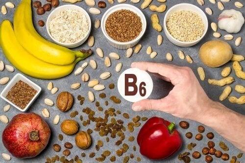Alimenti che contengono vitamina b6