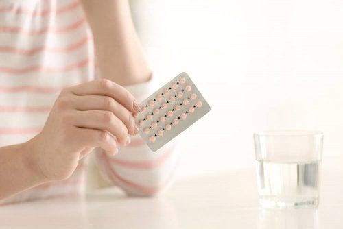 Assumere anticoncezionale